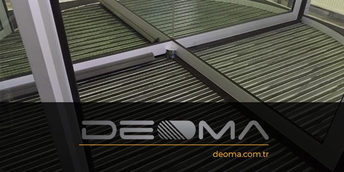 DEOMA - Aluminyum Paspas Sistemleri