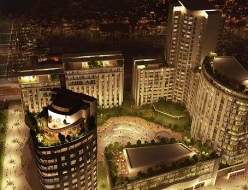 City Center Esenyurt Projemiz