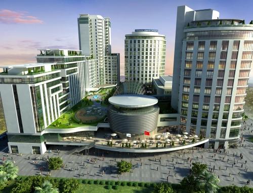 İstanbulun Gözdesi City Center AVM…