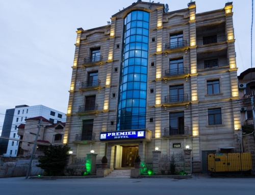 Premier Hotel Bakü Projemiz…